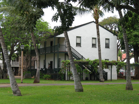 Baldwin Home Museum in Lahaina Maui Hawaii