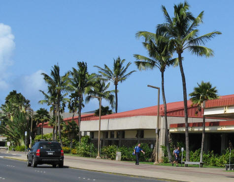 Car Rentals at the Maui Airport