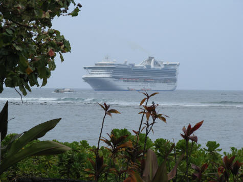 Lahaina Maui - Cruise Destination