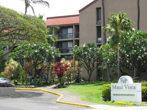 Maui Vista Hotel, South Kihei, Hawaii